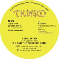 K.C. AND THE SUNSHINE BAND - I Get Lifted