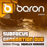 BARON - Squelch (Remixes)