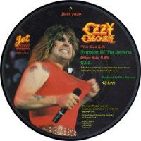 OZZY OSBOURNE - Symptom Of The Universe/N.I.B.