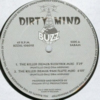 DIRTY MIND - The Killer
