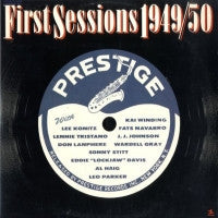 VARIOUS ARTISTS - First Sessions 1949/50