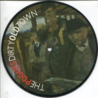 THE POGUES - Dirty Old Town