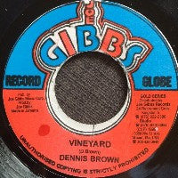 DENNIS BROWN / JOE GIBBS AND THE PROFESSIONALS - Vineyard / Garden Of Love
