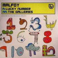 MALFOY - Lucky Number / The Galleries
