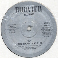 THE BAND A.K.A. - Joy