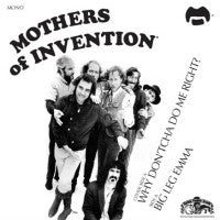 THE MOTHERS OF INVENTION - Big Leg Emma