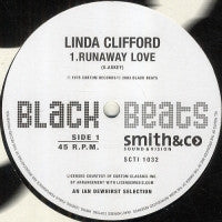 LINDA CLIFFORD / EIGHTIES LADIES - Runaway Love / Turned On To You