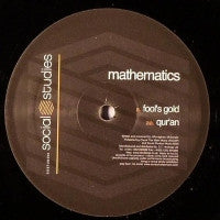 MATHEMATICS - Fool's Gold / Qur'an