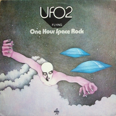 UFO - Flying - One Hour Space Rock