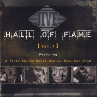 VARIOUS ARTISTS - Hall Of Fame EP Vol. 1