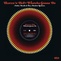 HEAVEN 'N HELL - Whatcha Gonna Do