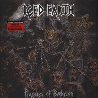 ICED EARTH - Plagues Of Babylon