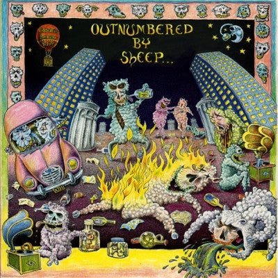VARIOUS - Outnumbered By Sheep