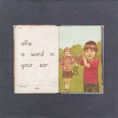 ALFIE - A Word In Your Ear