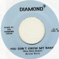 ALICIA KEYS - You Don't Know My Name (Remixes)