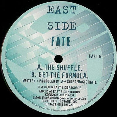 FATE - The Shuffle / Get The Formula