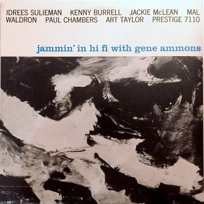 GENE AMMONS - Jammin' In Hi Fi With Gene Ammons