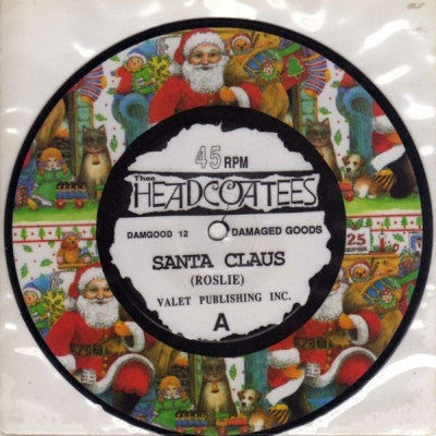 THEE HEADCOATEES - Santa Claus / Evil Thing