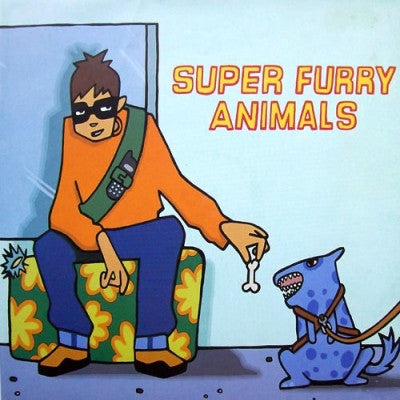 SUPER FURRY ANIMALS - Play It Cool / Pass The Time