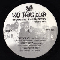 VARIOUS ARTISTS - Wu-Tang Hidden Chambers Vol. 1