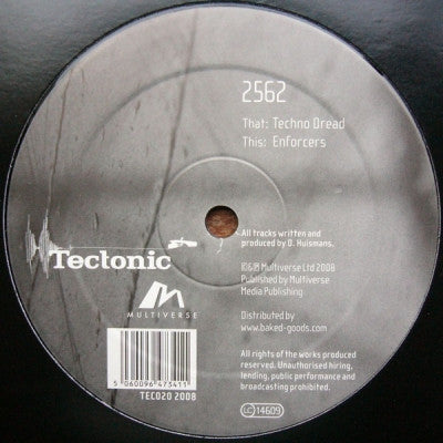 2562 - Techno Dread / Enforcers