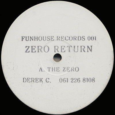 DEREK C - Zero Return / Can't Stop The Feeling