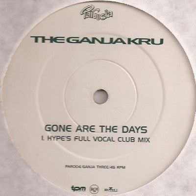 GANJA KRU - Gone Are The Days