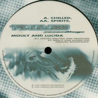 MOULY AND LUCIDA - Chilled / Spirits