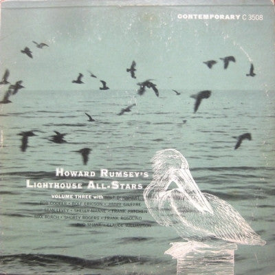 HOWARD RUMSEY'S LIGHTHOUSE ALL-STARS - Volume Three