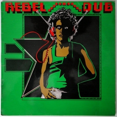 KEITH HUDSON & THIRD WORLD PRODUCT - Rebel Dub