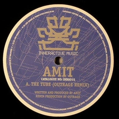 AMIT / OUTRAGE - The Tube (Remix) / Recall