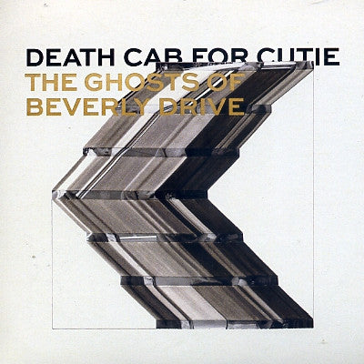 DEATH CAB FOR CUTIE - The Ghosts Of Beverley Drive