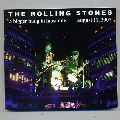 THE ROLLING STONES - A Bigger Bang In Lausanne