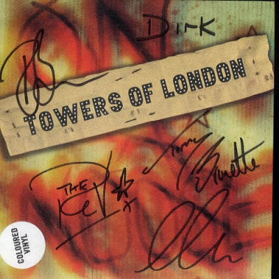 TOWERS OF LONDON - On A Noose