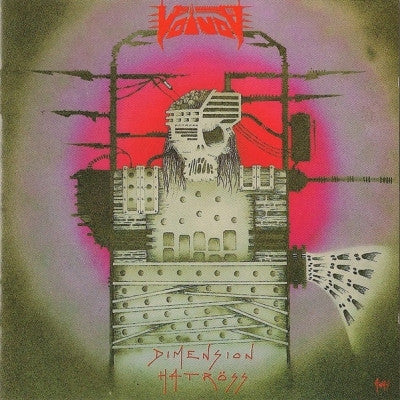 VOIVOD - Dimension Hatross
