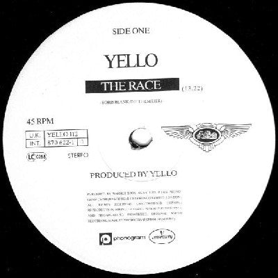 YELLO - The Race / La Habanera