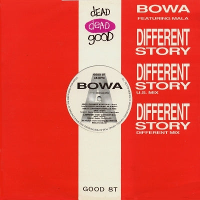 BOWA feat. MALA - Different Story