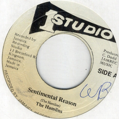 THE HAMLINS - Sentimental Reason / Version.
