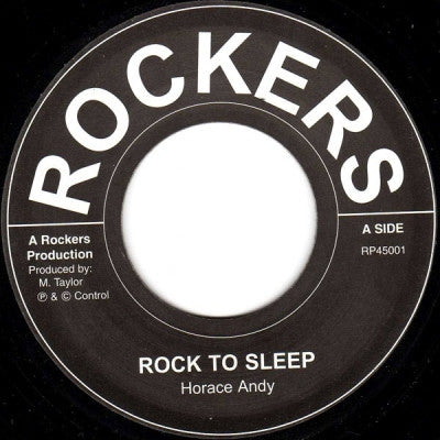 HORACE ANDY - Youths Of Today / Rockers Youths