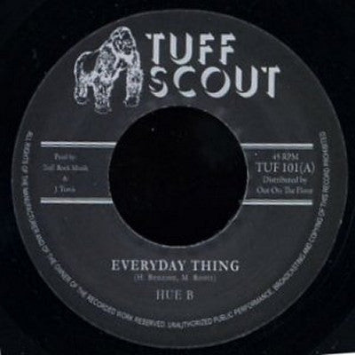 HUE B - Everyday Thing / Version