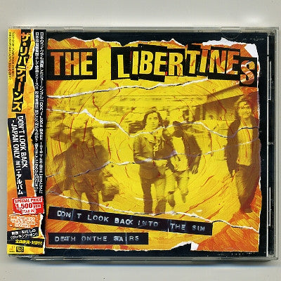 THE LIBERTINES - Don't Look Back Into The Sun / Death On The Stairs