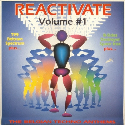 VARIOUS - Reactivate Volume #1