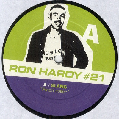 VARIOUS - Ron Hardy #21