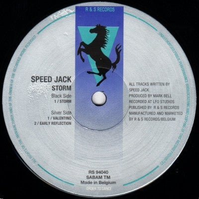 SPEED JACK - Storm / Valentino / Early Reflection