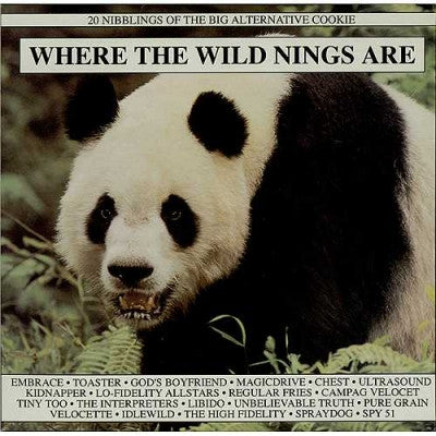 VARIOUS - Where The Wild Nings Are
