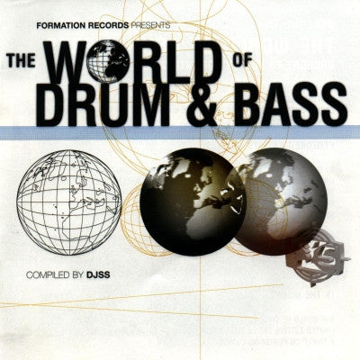 VARIOUS ARTISTS - The World Of Drum & Bass