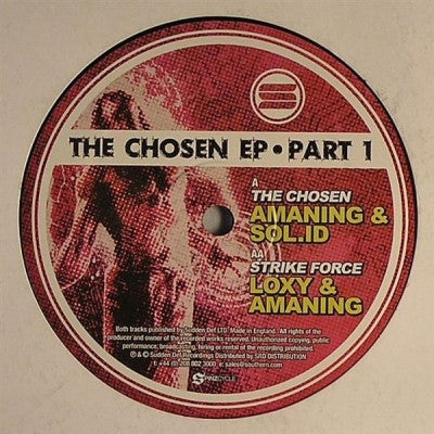 VARIOUS - The Chosen EP - Part 1