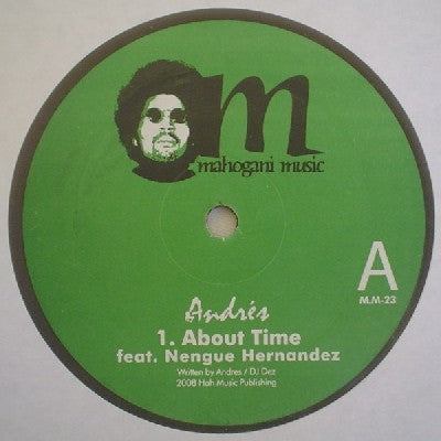 ANDRES - Love Heals / About Time / Must Be Organized