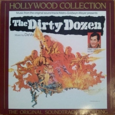 FRANK DE VOL - The Dirty Dozen (Music From The Original Sound Track)