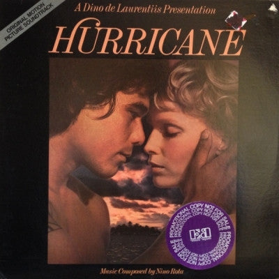 NINO ROTA - Hurricane (Original Motion Picture Soundtrack)